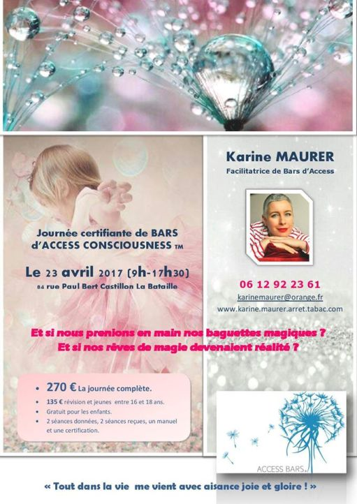 access consciousness 23 avril